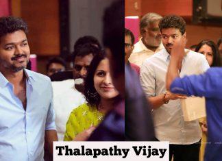 Thalapathy, Vijay