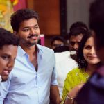 Thalapathy, Vijay, hd, wallpaper, wife