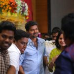 Thalapathy, Vijay, wife, marriage event