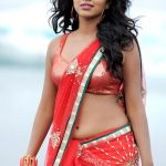 Top 10 Tamil Spicy Heroines, amala paul, red saree