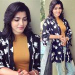 Top tamil glamorous Actress, Sai Dhanshika