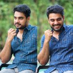 Tovino Thomas, shooting, smile, movie