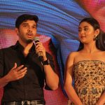 Varma Teaser Launch, Dhruv Vikram, stage, hero,Megha Chowdhury