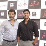 Varma Teaser Launch, Dhruv Vikram, vikram, son, arjun reddy