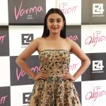 Varma Teaser Launch, Megha Chowdhury, tamil actress