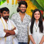 Vijay Deverakonda, Rashmika Mandanna,  Geetha Govindam, movie