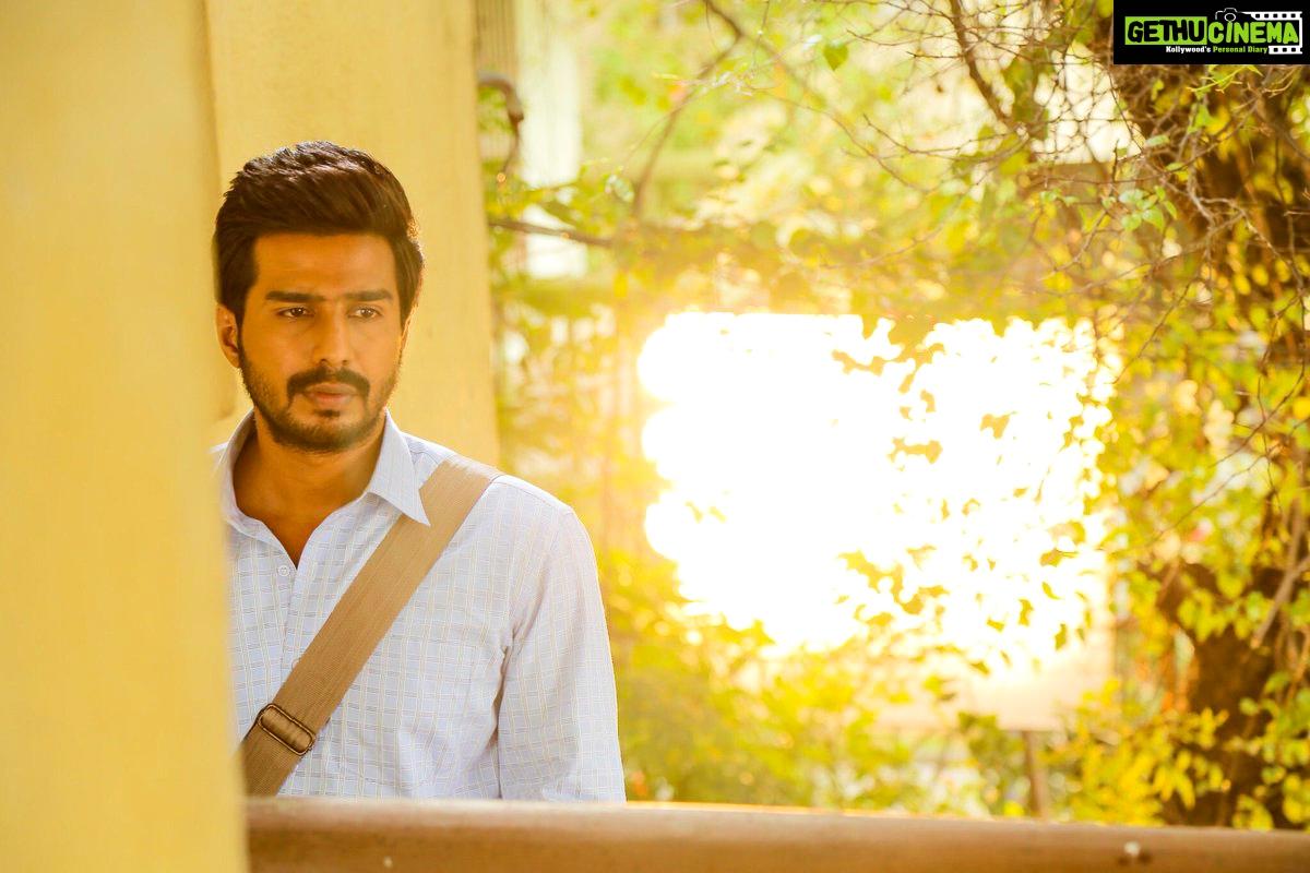 Actor Vishnu Vishal 2018 Latest Hd Images From Ratsasan Aka