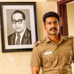 Vishnu Vishal, Raatchasan film, police, ambethkar