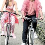 ivanuku engeyo macham irukku, Vimal, Ashna Zaveri, cycle riding
