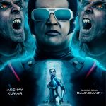 2.0, enthiran 2, 2 point 0, rajinikanth, robo exclusive posters, Akshay Kumar