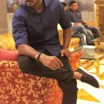 Aadhitya Baaskar, 96 Vijay sethupathi's Childhood ram, new look
