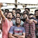 Aadhitya Baaskar, 96 Vijay sethupathi's Childhood ram, selfie