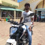 Aadhitya Baaskar, Younger Ram, new bike