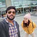 Aarav, Bigg boss, selfie, bindu madhavi, fun