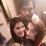 Aarav, Bigg boss, trisha, varalaxmi, tamil actress