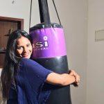 Aishwarya Dutta, boxing