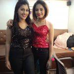Aishwarya Dutta, yaashika anand, makeup room