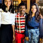 Aishwarya Rajesh, pro nikkil, dayana erappa, girls