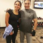 Amala Paul, 2018 27th birthday, unseen, kamal haasan, gym