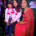 Amala Paul, Unseen With Actress, Aiswarya Rai