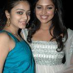 Amala Paul, Unseen With Actress, janani iyer, night