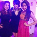 Amala Paul, Unseen With Actress, nayanthara, trisha, party