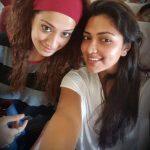 Amala Paul, Unseen With Actress, raai lakshmi