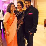 Amala Paul, Unseen With Actress, radhika sarathkumar, al vijay