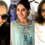 Andrea Jeremiah, 2018, wallpaper, saree, photoshoot, hd, vada chennai