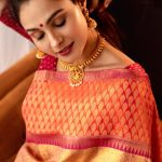 Andrea Jeremiah, shy, traditional dress, saree