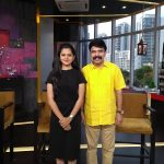 Anitha Sampath, Sun News, power star, host