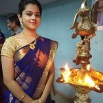 Anitha Sampath, Sun Tv, Anchor, Treditional, Pattu saree, beautiful