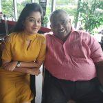 Anitha Sampath, Sun Tv, Anchor, cook dhamu, cute tamil girl