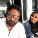 Anjali, director, ram, selfie, hd, Kattradhu Thamizh