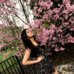 Anjali, flower, vacation, tour, Peranbu, actress