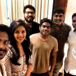Anjali, yuvan, vijay sethupathi, latest, new movie