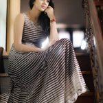 Anjana Rangan, cute, sit, rare, vj anjana