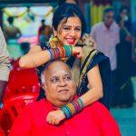 Anjana Rangan, father, appa, rare, vj anjana