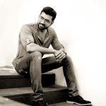 Arun Vijay, best quality, black & white, edit