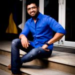 Arun Vijay, full size, hd, blue dress