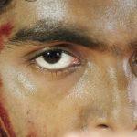 Ayngaran, G. V. Prakash Kumar,  blood, eyes