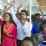 Ayngaran, G. V. Prakash Kumar, bus, girls
