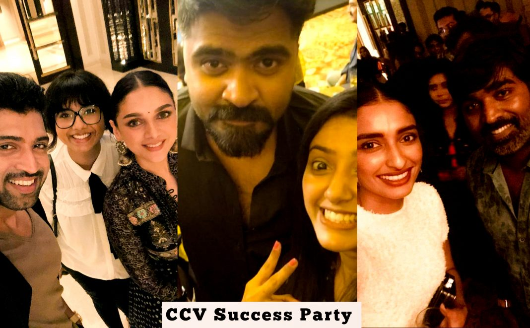 CCV Success Party