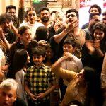 CCV Success Party, Chekka Chivantha Vaanam, team