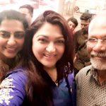 CCV Success Party, Kushboo, mani ratnam, Kushboo