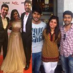 Chinmayi, Sundeep Kishan, friends, husband