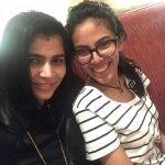 Chinmayi, girls, friends, selfie, movie
