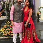 Chinmayi, husband, full size, Rahul Ravindran