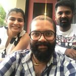 Chinmayi, recent, 96 movie, team, latest