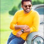 Dev, Karthi, yellow t shirt, stylish